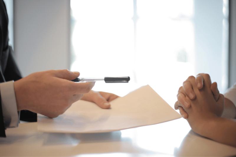 公正証書を作成する際の注意点